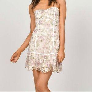 NWT Tobi mini summer floral dress